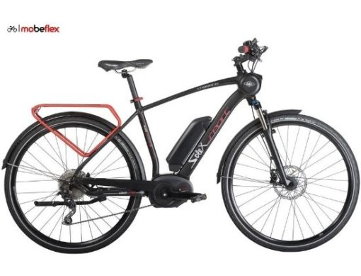 VTC électrique Solex Sport Trekking - Location longue durée - ebike market