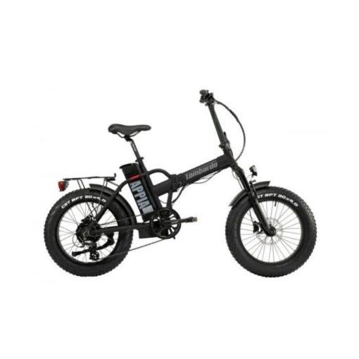vélo électrique Lombardo Appia Black titanium - Boutique AppeBike Ajaccio - Ebike Market