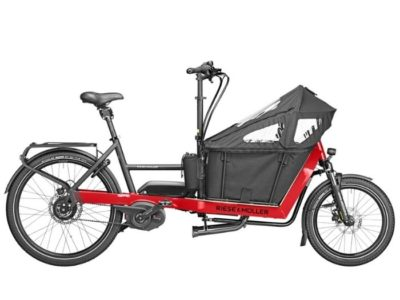 vélo cargo Riese and Müller Packster 40 - boutique appebike ajaccio -ebike market