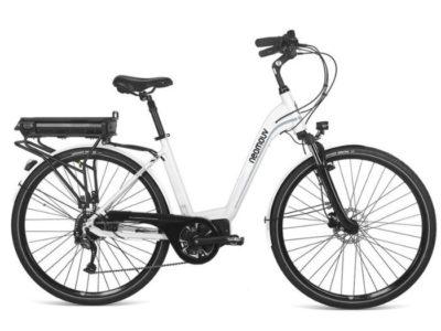 vélo électrique Neomouv Iris Brose Blanc - Boutique AppeBike Ajaccio - Ebike Market