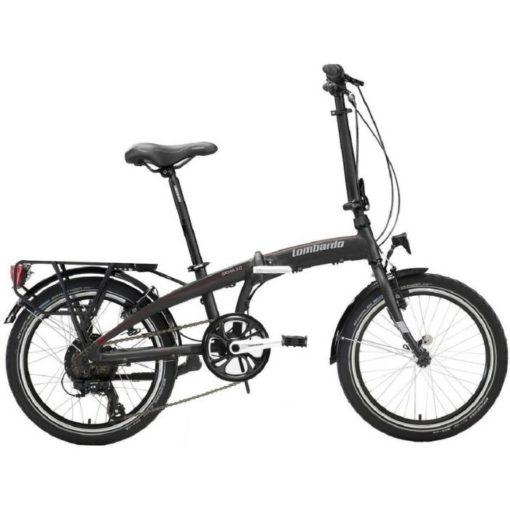 vélo électrique pliable Lombardo Ischia Titanium - Boutique AppeBike Ajaccio - Ebike Market