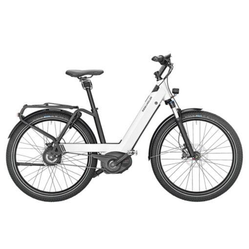 Vélo électrique Riese and Müller Nevo 3 - VTC électrique femme cadre bas - vélo électrique ville femme - boutique appebike ajaccio en Corse
