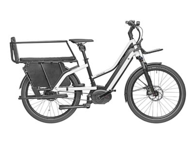 Velo electrique pour transport d'enfants et matériel - Riese and Müller Multicharger - boutique atelier appebike ajaccio en Corse - ebike market