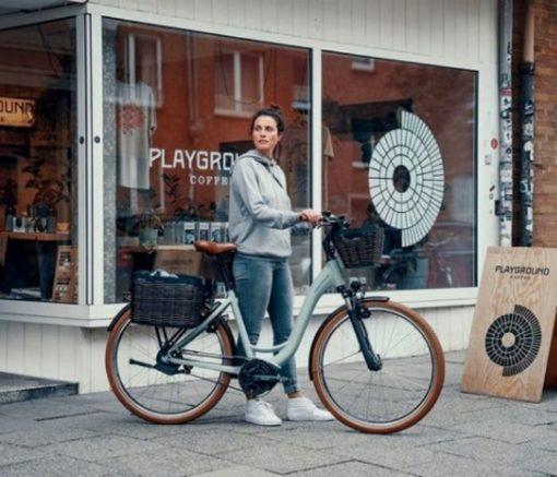 vélo électrique urbain ajaccio riese and müller swing 3 - boutique appebike à ajaccio en corse