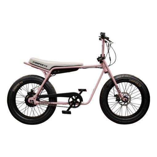 Velo électrique Super 73 - Série Z Rose Millénaire - vélo californien - boutique atelier appebike ajaccio en Corse - ebike market