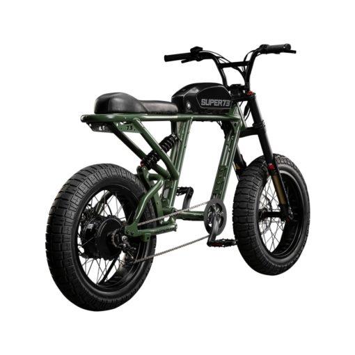 Velo electrique Super 73 - Série RX Olive mat - vélo californien - boutique atelier appebike ajaccio en Corse - ebike market 2