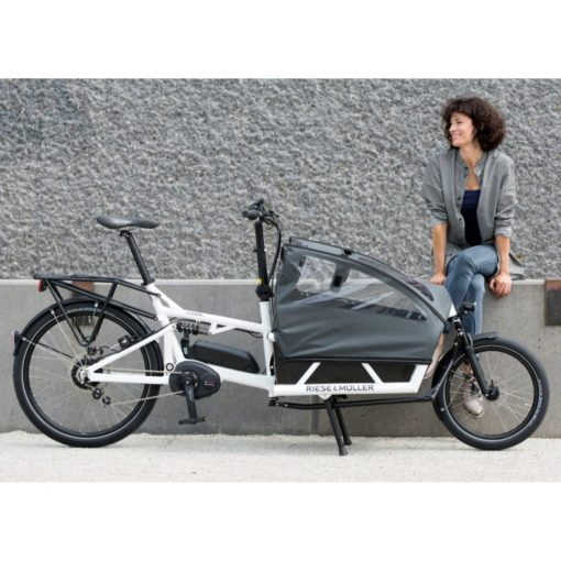 Velo electrique cargo - Riese and Müller Load 60 - boutique atelier appebike ajaccio en Corse - ebike market 4