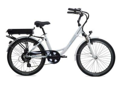Vélo électrique Neomouv Facelia Blanc - vélo ville boutique atelier appebike ajaccio en corse - ebike market