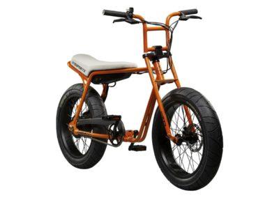 Velo electrique Super 73 - Série Z Orange - vélo californien - boutique atelier appebike ajaccio en Corse - ebike market