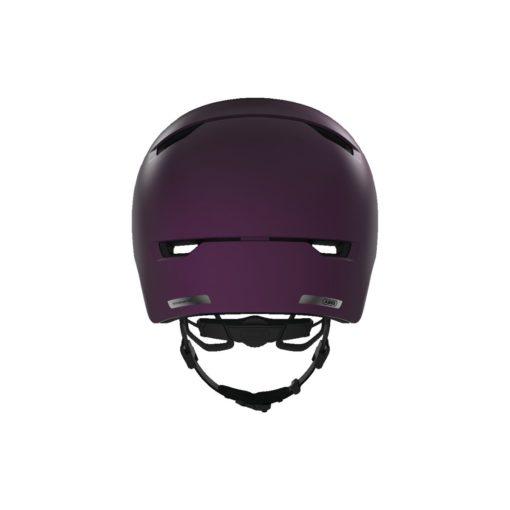 Casque velo urbain velo trotinette skate - abus - scrapper 3.0 - Magenta berry - ebike-market-boutique-velo-electrique-ajaccio-en-corse (1)