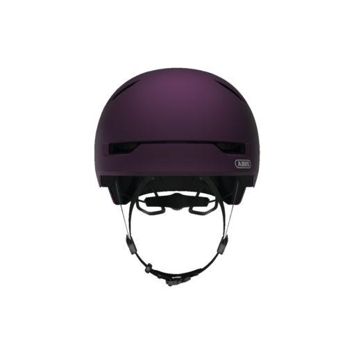 Casque velo urbain velo trotinette skate - abus - scrapper 3.0 - Magenta berry - ebike-market-boutique-velo-electrique-ajaccio-en-corse (2)