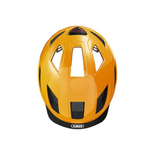 casque-velo-abus-hyban-20-jaune-taxi-new-york-velo-electrique-appebike-ajaccio-boutique-velo-en-corse-ebike-market-2