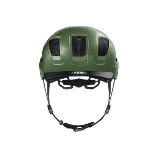 casque-velo-urbain-abus-hyban-20-green-olive-matt-appebike-ebike-market-boutique-velo-electrique-ajaccio-en-corse-2-led-reflecteur-arriere-lumiere-8