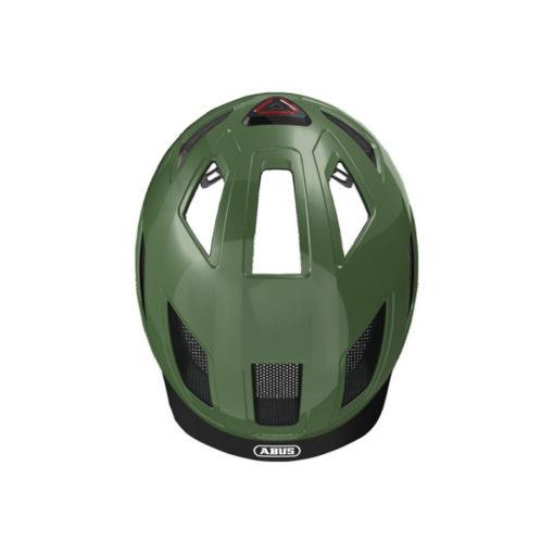casque-velo-urbain-abus-hyban-20-green-olive-matt-appebike-ebike-market-boutique-velo-electrique-ajaccio-en-corse-2-led-reflecteur-arriere-lumiere-10
