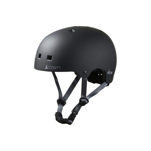 Casque EON Black Matt grey - boutique appebike - vélo électrique et trottinette en corse Ajaccio
