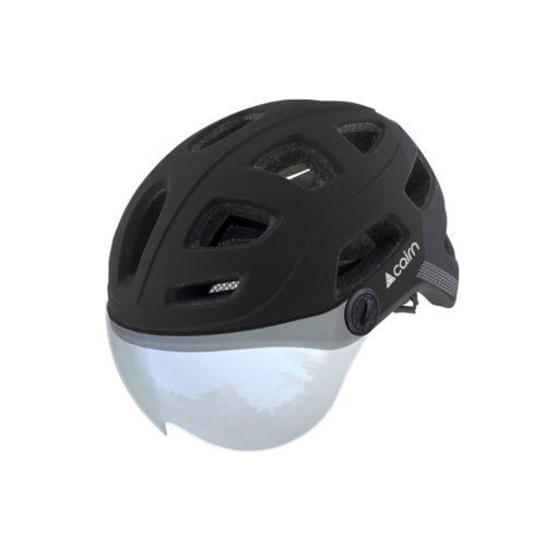 Casque velo avec visière QUARTZ VISOR Cairn - boutique appebike - vélo électrique et trottinette en corse Ajaccio