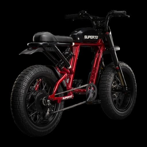 super73-RX-red-carmin-velo-electrique-ajaccio-en corse - reparation - appebike - 2