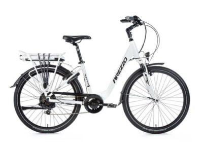 vélo électrique Arezzo Leaderfox - cadre bas - 100Km d'autonomie - boutique appebike - vélo électrique pas cher en corse