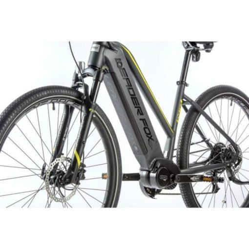 VTC électrique powertube Leaderfox Exeter - velo electrique boutique appebike ajaccio en corse - ebike market 4