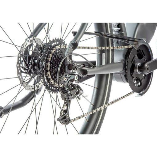 VTC électrique powertube Leaderfox Exeter - velo electrique boutique appebike ajaccio en corse - ebike market 3