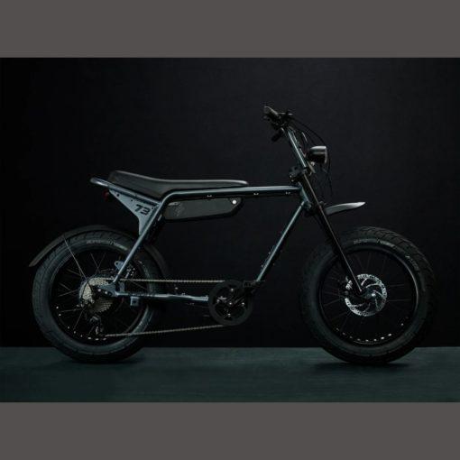 Super73 - ZX blanc - velo electrique boutique appebike ajaccio en corse - ebike market 5